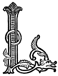 L R Designs Ornate Dragon L Margaret Vere Farrington Fra Lippo Lippi