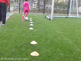 individual football training football