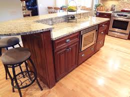 Buffalo Grove Kitchen with 2 Tier Island traditional-kitchen