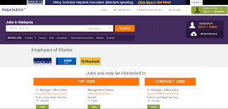 List Of Online Job Hunting Platforms M Sians Can Use To Apply For