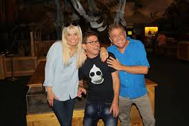 I love this photo of Kathy, Phil and me... - Wesley Eure fan-page   Facebook