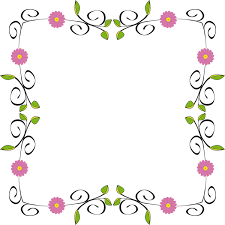 borders and frames fl design flower computer icons