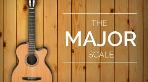The Major Scale Guitar Lesson World