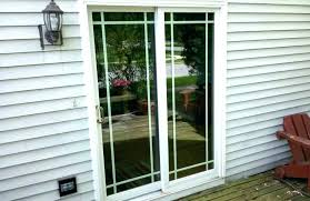 remove sliding glass door replacing sliding door with french doors slide door large size of