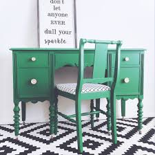 diy painted furniture ideas. Painting Furniture In Green, Green Hues, How To Paint Furniture, Desk, Diy Painted Ideas