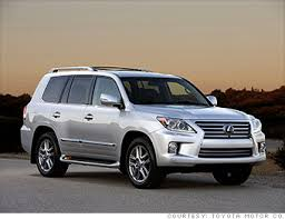 luxury full size suv luxury full size suv lexus lx best resale value cars cnnmoney