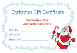 Free Printable Gift Cards From Santa Download Them Or Print
