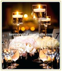 glass tealight candle holders wedding table glass centerpiece tealight holder hurricane glass tealight candle holders set