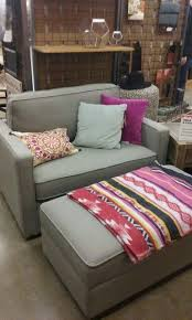 chair and a half. chad chair and a half (world market) $300