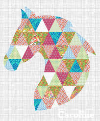 Horse Quilt Pattern Awesome Whoa Quilt Top CustomQuiltTops Quilting Pinterest Quilt Top
