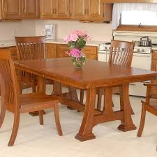 best amish dining room tables