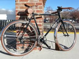 Good Looking Mustache Custom Surly Cross Check Cycle