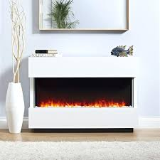 awesome modern electric fireplace insert and modern electric fireplaces excellent inch long remote control modern silver