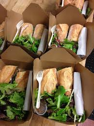 Image result for corporate boxed lunch image