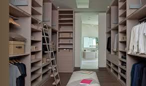 huge walk in closets design. Huge Walk-in Closet With Shelves, Drawers And Shoe Racks, Ladder Bench. Brown Design Walk In Closets S