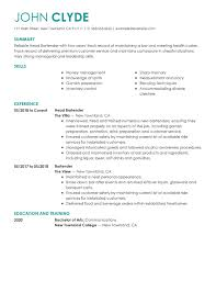 Modern Scientist Resume 2020 Free Resume Builder Build Your Resume Quickly With Resume Now