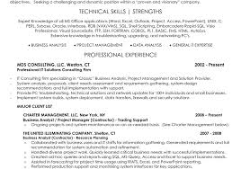 format business analyst resume samples template knockout sample technical analyst resume