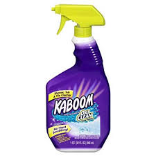 Cleaning Bathroom Tile New Amazon Kaboom Shower Tub Tile Cleaner With Oxi Clean 48 Oz