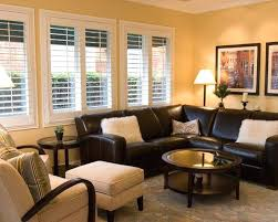 brown sectional living room family room dark brown leather sectional design pictures remodel decor and ideas brown sectional living