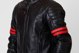 flex men leather jacket