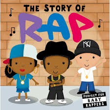 Match the colors to other objects of the same color or to the color names. The Story Of Rap By Lindsey Sagar