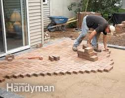 patio pavers over concrete. How To Cover A Concrete Patio With Pavers Over H
