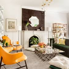 Designer Showhouse Sarasota Florida Interior Design Living Room Green Velvet Sofa Room
