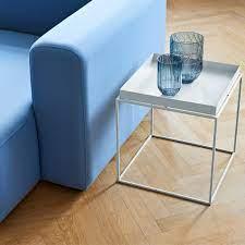 hay tray table m bord hvid hurtig