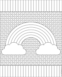 patterned coloring pages. Perfect Patterned Patterned Coloring Pages 54 With On L