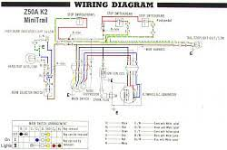1972 honda ct70 wiring diagram the wiring 1973 honda ct70 wiring diagram automotive diagrams