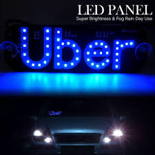 Uber Lyft Light Up Sign Uber Lyft Led Light Up Signage