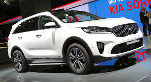 2018 kia jeep. beautiful jeep updated kia sorento arrives in frankfurt for its public debut 2018 kia jeep
