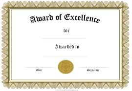Formal Certificates Winner Certificate Template Free Formal Templates Download Monster