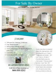 for sale by owner brochure 14 free flyers for real estate sell rent hloom