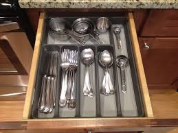 Kitchen Drawer Organization The Compact Of Kitchen Drawer Organizer Ideas Home Design Lover
