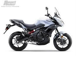 kawasaki motorcycles 2015. Perfect Motorcycles 2015 Kawasaki Versys 650 ABS Pearl Stardust White Intended Motorcycles B