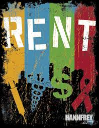 Rent Poster Rent Symbolism Poster By Hannfrey On Deviantart