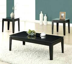 coffee and side table set coffee and side table set s s glass coffee and end tables