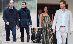 Omid Scobie Designer The Cambridges And Sussexes Need To Raise Their Game Next