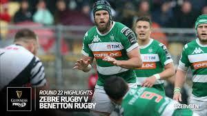 Round 22 Highlights: Zebre Rugby v Benetton Treviso