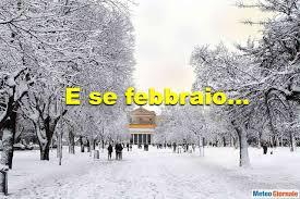 Febbraio e la SVOLTA METEO verso l'Inverno - MeteoGiornale.it