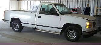 1995 GMC Sierra C1500 SL long bed pickup truck   Item 7294  ...