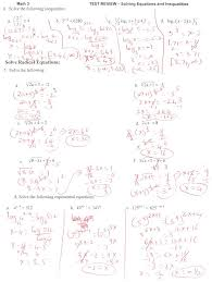 exquisite solving exponential and log equations test review ms osawaru logarithmic worksheet doc key pag solving