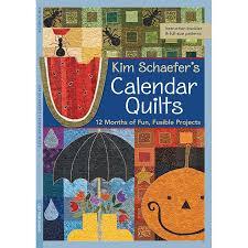 Kim Schaefer's Calendar Quilts - Kim Schaefer - C&T Publishing ... & Kim Schaefer's Calendar Quilts Adamdwight.com
