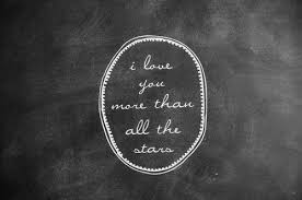 Quotes About Stars And Love Fascinating I Love You More Than All The Stars Love Quote Collection Of