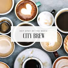 1 people have already reviewed brew coffee spot. Hot Spot Of The Week City Brew Coffee Amber Uhren Real Estate Team