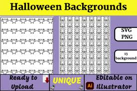 Here you can find the best halloween wallpapers uploaded by our community. Halloween Background For Coloring Book Graphic By Wiss Tips Designs Creative Fabrica