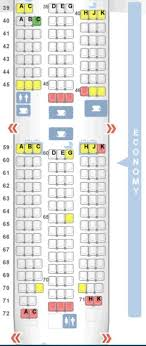 cathay pacific 777 economy seat map