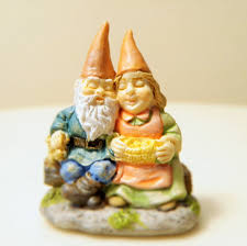 minis fairy teacup dollhouse fairy and gnome gardens garden gnome couple
