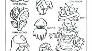 Super Mario Brothers Online Coloring Pages Odyssey Bowser Colouring